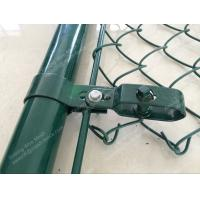 Best 40*40mm Anti-Rust Diamond Wire Mesh Fence For Forest Protecting wholesale