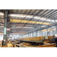 Buy cheap IP56 Single Girder Overhead Medium Duty 5t Bridge Cranes for Machine Shop from wholesalers