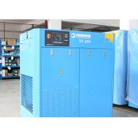 Variable Frequency Direct Driven Air Compressor Screw Type High Efficient 30HP 22kW