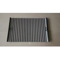 China Stainless Steel Rock Shaker Screen / Vibrating Screen 697*1053mm Dimension on sale