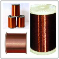 Cheap High Thermal UEW Magnet Round Enamel Insulated Wire For Winding / Transformer for sale