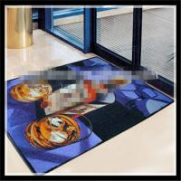 China Rubber dust mat, carpet, rug for home or hotel or business on sale