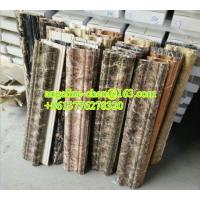 Best water-proof, fire proof, anti-scratch, decorative pvc marble profiles production line wholesale