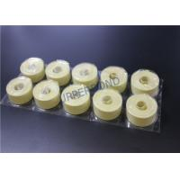 Best Endless Woven Garniture Tape / Kevlar Adhesive Tape For Tobacco Industry wholesale