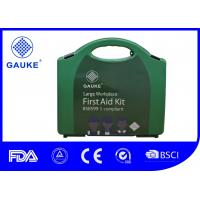 Statutory British Standard First Aid Kit For 100 Persons Water Resistant