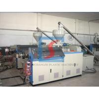 Best Twin Screw Extruder Wood Plastic Extrusion Line for Ceiling Panel wholesale