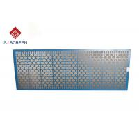 China Oil Shale Shaker Screen Frame Vibrating Screen Filter Elements Type 20-325 Mesh on sale