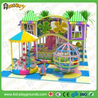 Details of chinese supplier amazing soft children creative for Cheap indoor play areas