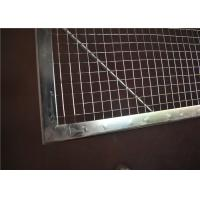Best Stainless Steel Wire Mesh Tray Light Weight With Heat Resistant FDA SGS wholesale
