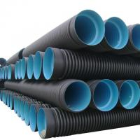 Best High quality and cheap corrugated high-density polyethylene (hdpe) pipe wholesale
