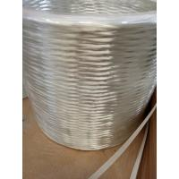 Buy cheap E Glass Fiberglass Filament Spray Up Roving Diameter 17 - 24 um Yacht Components Material from wholesalers