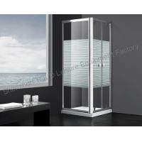 Best Steam Room Glass Enclosed Showers with frameless glass shower doors wholesale