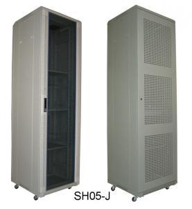 China Network Rack Stainless Steel Enclosures , Weatherproof 42U Enclosure on sale