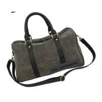 Cheap fashion and generous cotton shoulder bag for ladies in high quality for sale