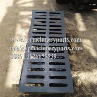 Best Cheap Price industry hardware tools 24 L x 6 W x 3/4 H Slope Channel Drain Cast Iron Grate from china wholesale