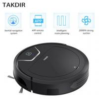 Best Customized Cleaning And Mopping Robot With Remote Control And APP Control wholesale