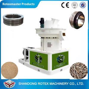 Best Vertical Ring Die Wood Pellet Production Line for Making Biomass Pellet wholesale