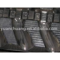 Cheap Rubber Crawler,rubber track for sale