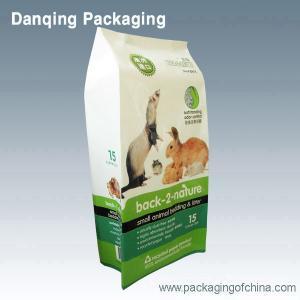 Best Gusset High Barrier Food Grade Packaging Moisture Proof Dog Food Package wholesale
