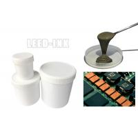Best Good Adhesion Conductor Paste, Low Volume Resistivity Conductive Silver Paste wholesale
