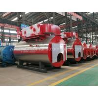 Best Wood High Efficiency Gas Steam Boiler Heating System / Electric Steam Boiler 10 Ton wholesale
