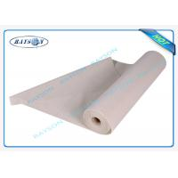 China Spunbond Polypropylen Non Woven Anti Slip Fabric With PVC Coating on sale