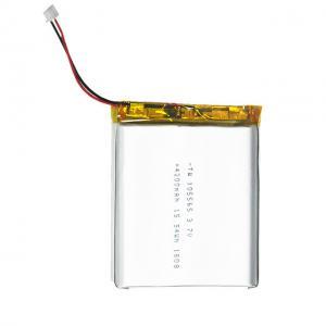 Best PL105565 Portable Source 4200mAh 3.7 V Lithium Polymer Battery wholesale