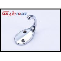Best Chrome Plated Cloth Hanging Hooks Solid Cap Holder Durable Home Furniture Hardwares  Fittings wholesale