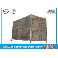 Quality Steel Wool Magnetic Separation Equipment Five Cavity Environment Protection wholesale