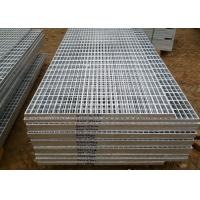 Best Sliver Color Platform Steel Grating Industrial Floor Grates Plain Type wholesale