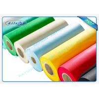 Best Environment Friendly Breathability  Spunbond Non Woven Pat Table Clothes wholesale