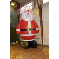 Best Inflatable Advertising Helium Santa Claus Shape, Custom Shaped Balloons,SHA-17 wholesale
