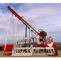 Best Durable Oilfield Workover Rigs / Slanted Rotary Drilling Rigs wholesale