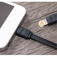 Best Multifunction Apple Flat Micro USB Cable , IPhone 5 / 5s USB Charger Cable IPORS wholesale