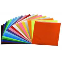 Best Fashionable Heat Transfer Vinyl Rolls , Heat Press Vinyl Sheets For Clothing wholesale