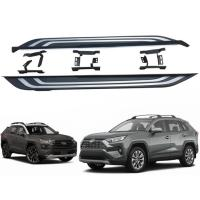 Best OE Style Side Step Running Boards for 2019 Toyota RAV4 Adventure / Limited / XSE Hybrid wholesale