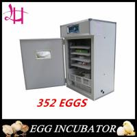 China Holding 352 eggs Automatic Chicken Incubator LH-4 on sale