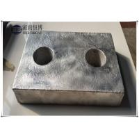 Condenser anodes, hull anodes for anti corrosion and cathodic protection