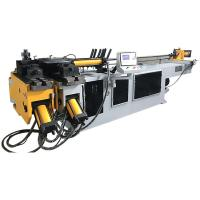 China Kl38NC Stainless Steel Pipe Bending Machine , Copper / Aluminum Tubing Bender on sale