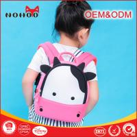 Best Animal Cartoon Personaized Kids Backpack , Lovely Lightweight Kids Personalized Toddler Backpacks wholesale