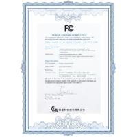 Xiamen Cashino Technology Co.,Ltd. Certifications