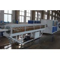 Best Hdpe Plastic Pipe Manufacturing Machine Capacity 300kg / H For Pvc Pipe wholesale
