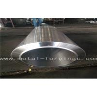 Best EN10222-2 P280GH 1.0426  Carbon Steel metal sleeves Forged Cylinder  Normalized Q + T Proof Machined wholesale