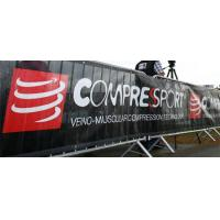 Cheap Fire Resistant Printed Outdoor Mesh Banners And Signs In High Wind Environments for sale