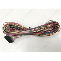Best Red Electrical Wire Harness For Aid Vehicles Taximeter With Samtec ISSM-10 wholesale