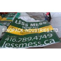 Best U-panel BOPP laminated bags , PP Jumbo Bags inside with corner loops wholesale