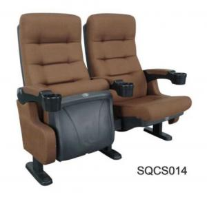 Best Comfortable Brown Fabric Chairs For Cinemas Lecture Halls Auditorium wholesale