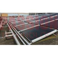 Best Horizontal Type Evacuated Tube Solar Thermal Collectors For Large Capacity Water Heating wholesale