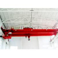 50T 10T Double Hook Trolley Lifting Over Head Cranes Flexible Hook Distance