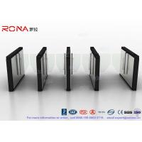 Best 304 Stainless Steel Material Turnstile Access Control System 35-40 Persons / Min wholesale